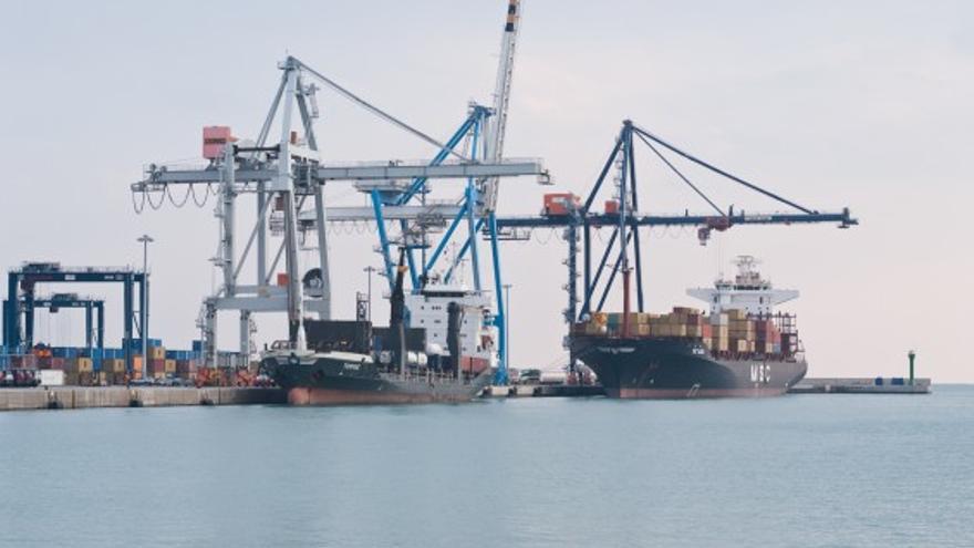 Una imagen del Puerto de Castelló.