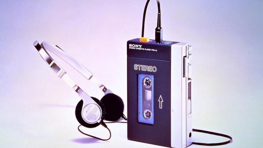 Imagen promocional del Sony TPS-L2