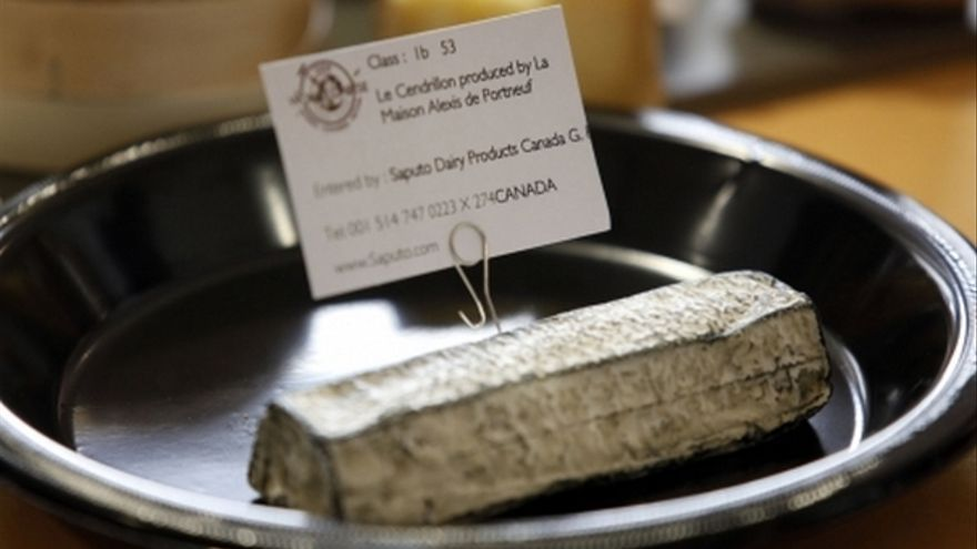 De los ganadores de la 'World Cheese Award' #1