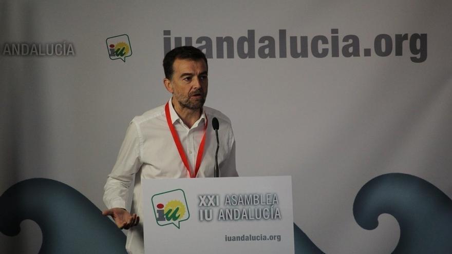 Maíllo, reelegido coordinador general de IULV-CA con un apoyo del 83%, mismo resultado que el obtenido en 2013