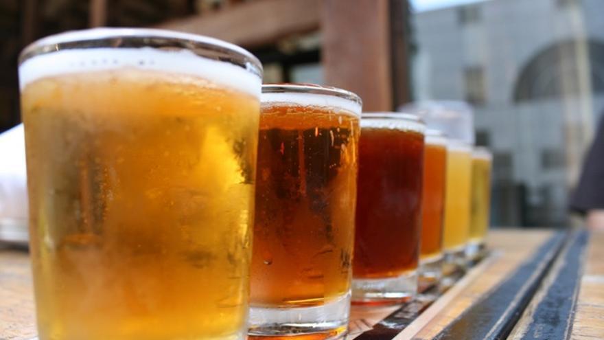 Cada paso en la elaboración tiene mil variables que pueden dar una cerveza diferente. Imagen: Quinn Dombrowski.