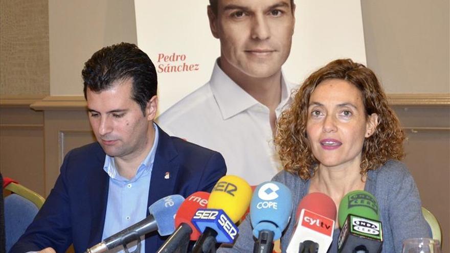 """Batet atribuye a Rajoy """"connivencia con la corrupción"""""""
