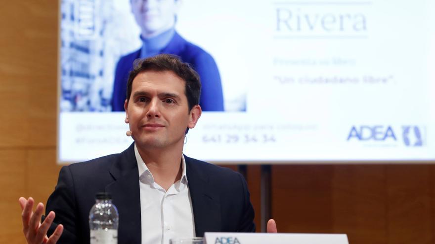 Albert Rivera dirigirá un posgrado de liderazgo político