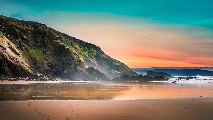Cornwall, costa de Inglaterra