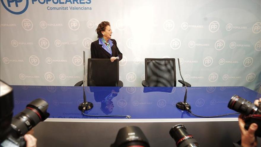 Barberá seguirá aforada al continuar en la Diputación Permanente del Senado