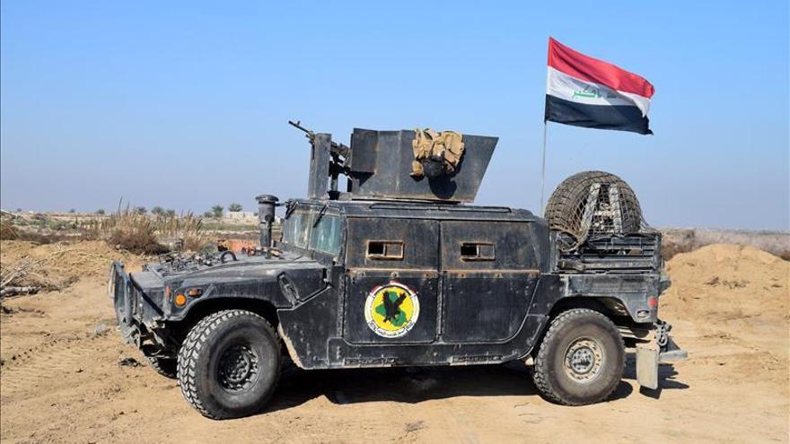 Fuerzas británicas ayudaron a las iraquíes a retomar Ramadi, según Defensa