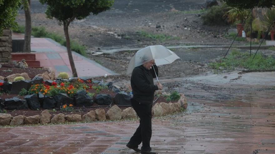 De las lluvias en Puerto del Rosario #4