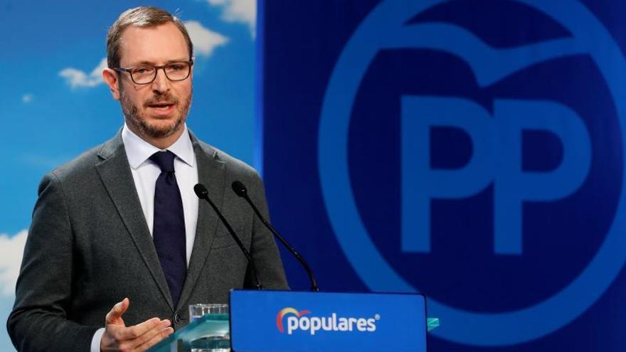 "El PP presenta como lema de precampaña ""Garantía para España, siempre"""