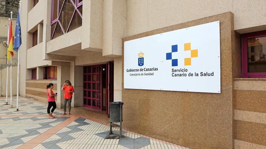 Sede de la Consejería de Sanidad del Gobierno de Canarias en Las Palmas de Gran Canaria.