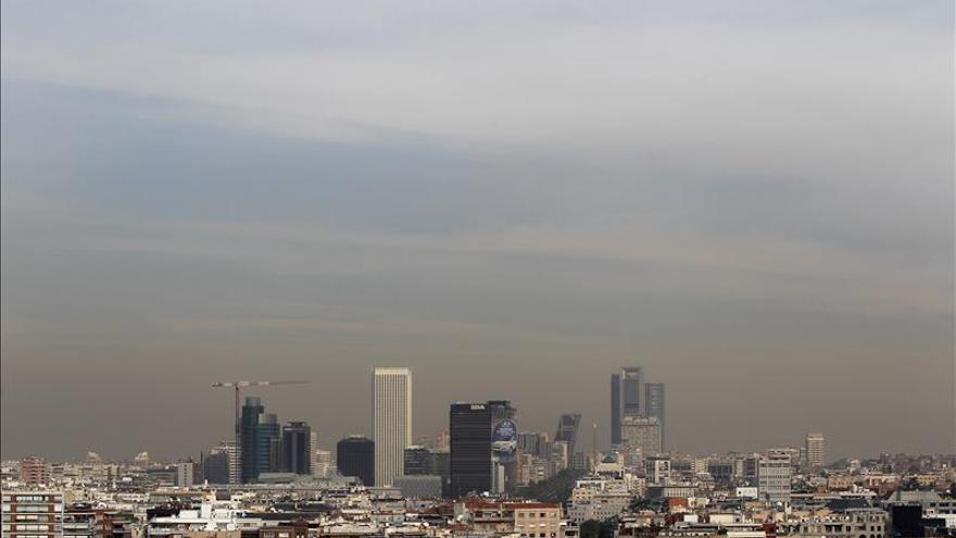 Madrid restringirá el tráfico si se dispara la contaminación por NO2