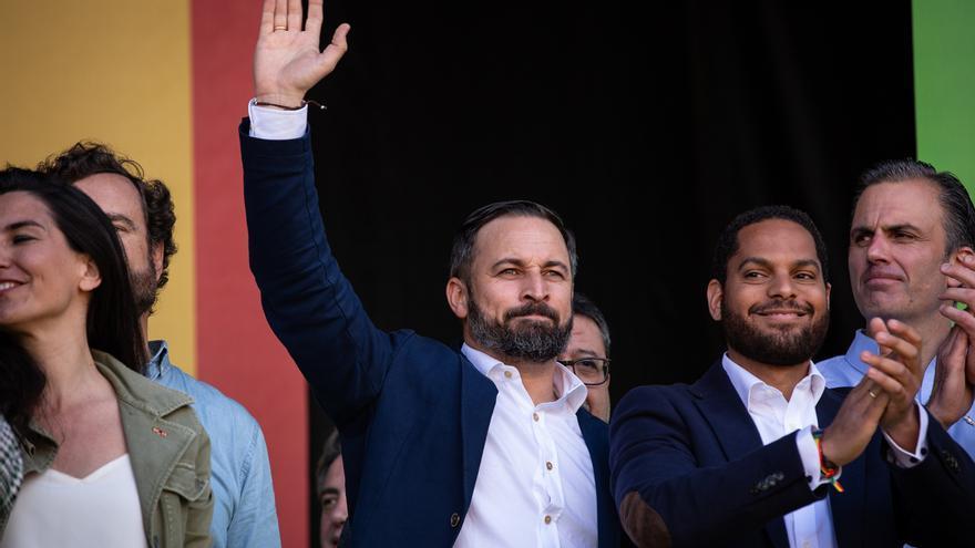 Santiago Abascal abrirá la campaña electoral de Vox en Asturias, en Covadonga y en Oviedo
