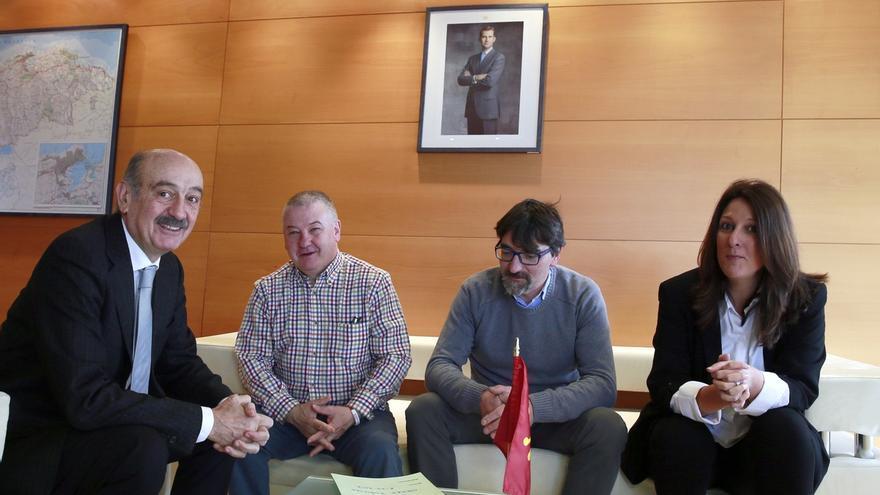 La mejora de los accesos a Riosapero empezará en primavera, con una inversión de 600.000 euros