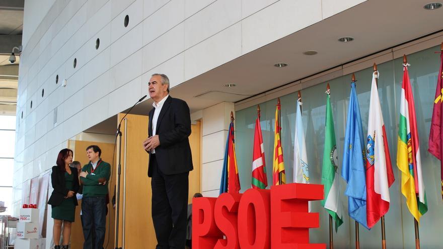 Rafael González Tovar en la Convención Autómica del PSOE en Valencia / PSS