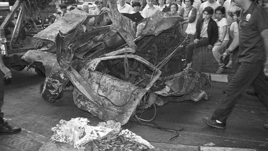 Una exposición recuerda los 30 años de la masacre de Hipercor, la mayor de ETA