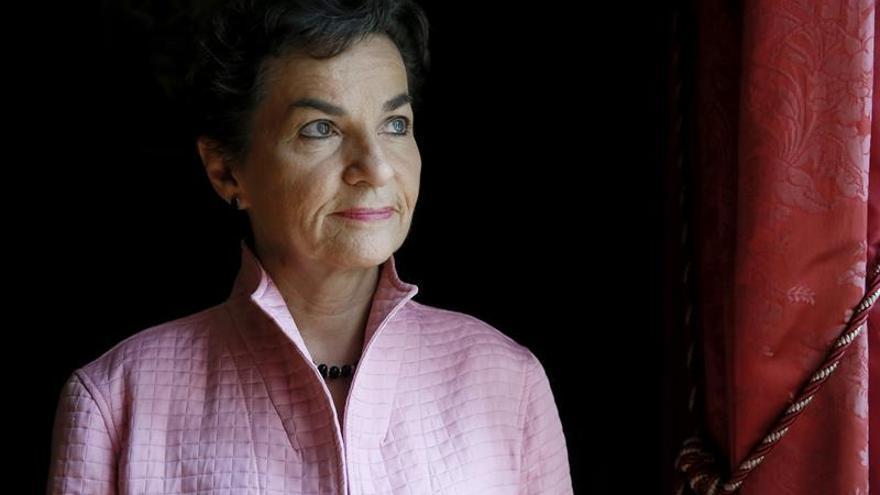 La costarricense Figueres retira su candidatura a la Secretaría General de la ONU