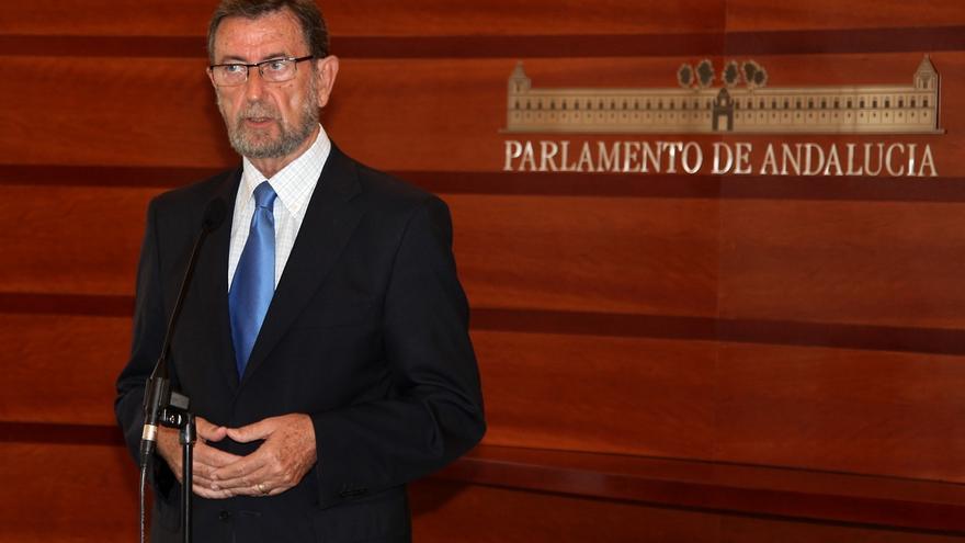 """Gracia rechaza la aclaración pedida al TC sobre los diputados y espera que el Gobierno """"no quiera ganar tiempo"""""""