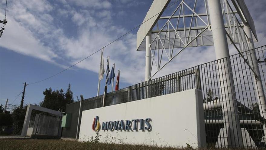 Novartis gana 1.533 millones de euros en el primer trimestre, un 17 % menos