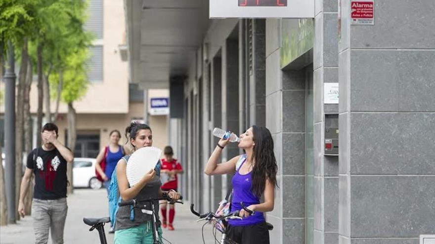 Riesgo extremo por calor en Valencia y otras 32 provincias en alerta