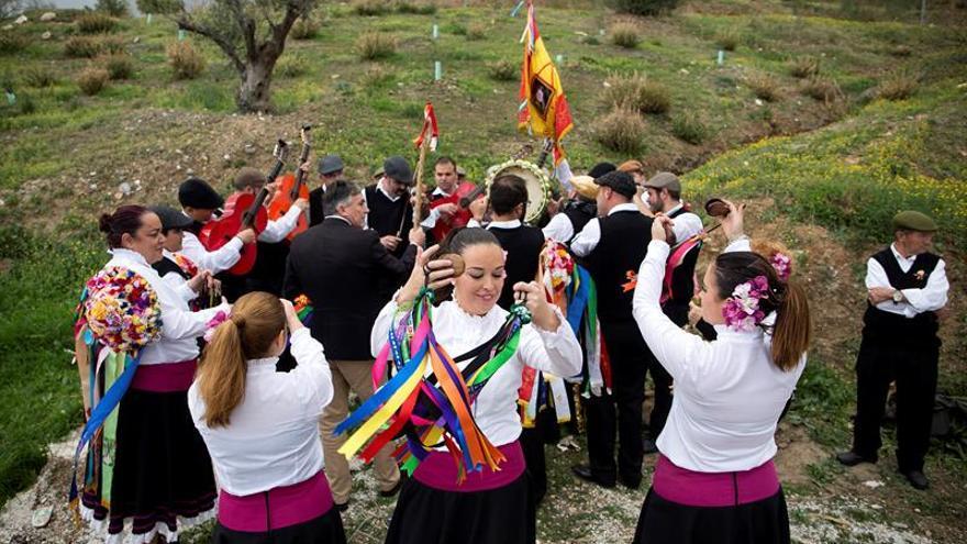 Los verdiales, una tradición ancestral que asegura su relevo generacional