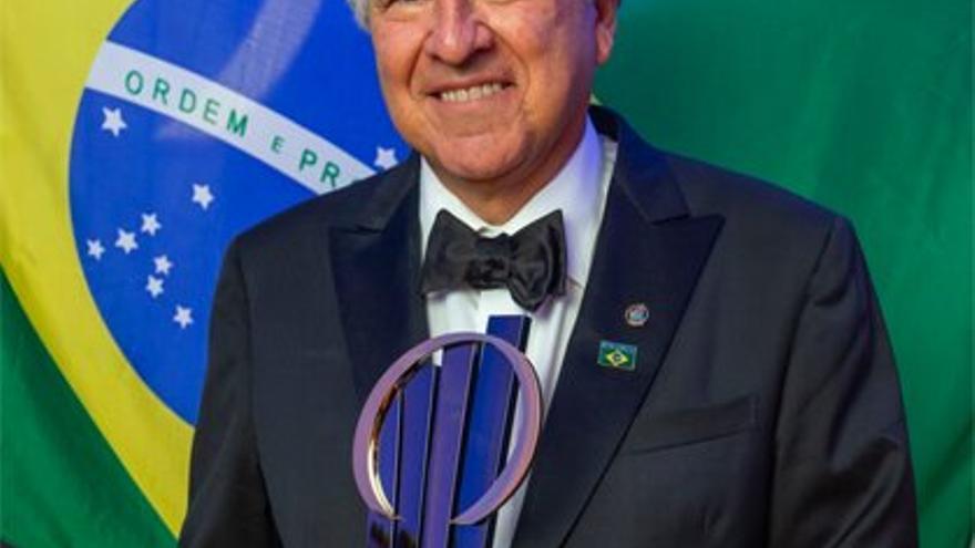 Rubens Menin, fundador de la constructora MRV Engenharia y ahora dueño de CNN Brasil.