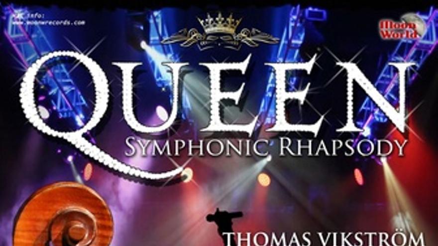 Cartel De 'Queen Symphonic Rhapsody