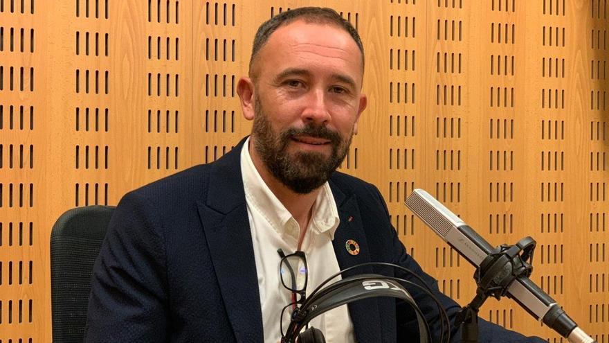 El delegado del Gobierno en el País Vasco, Denis Itxaso