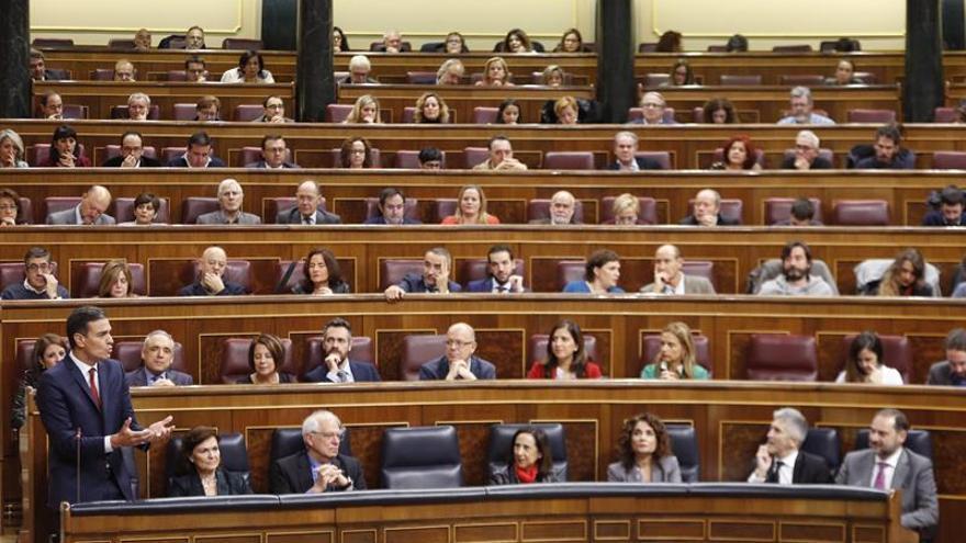 Los presupuestos y la situación de la Justicia, hoy en la sesión de control