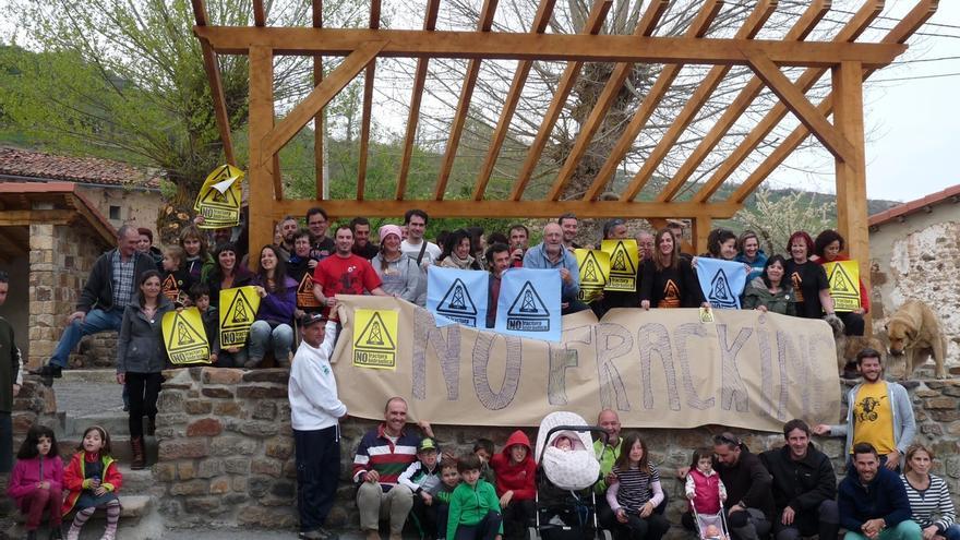 Archivados los sondeos de investigación de fracking de Gas Natural Fenosa y Repsol en Valderredible