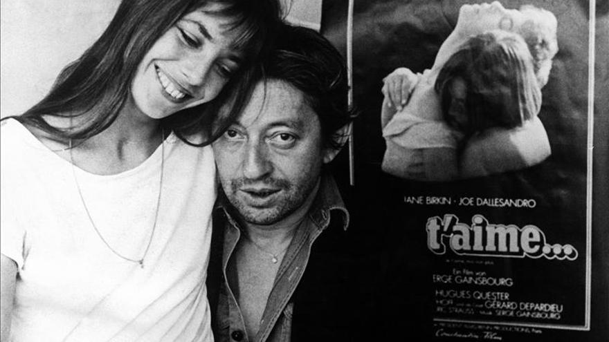 Jane y Serge, un amor de leyenda