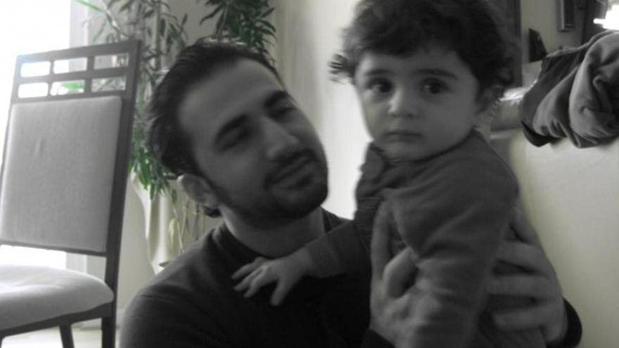 Amir Hekmati, estadounidense condenado a muerte en Irán despues de un juicio sin las debidas garantías. © Particular