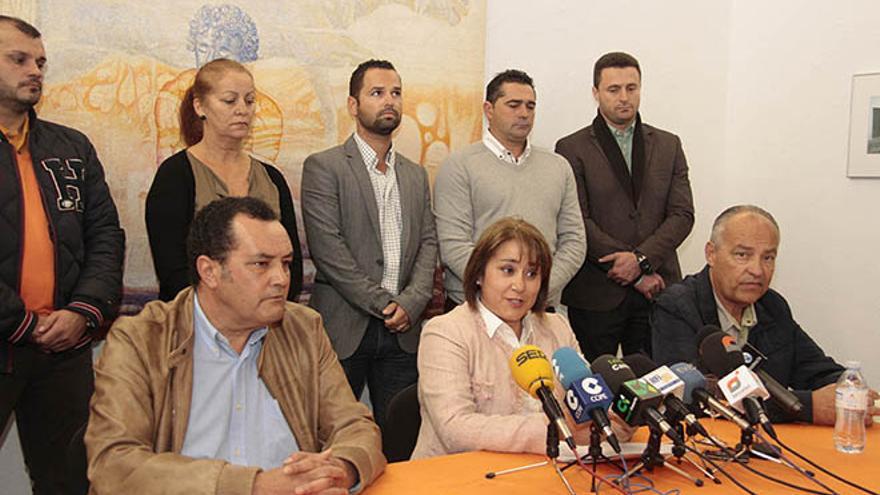 Acuña vincula la decisión de montar el nuevo partido a la aprobación y gestión del PGO. (Foto: De la Cruz).