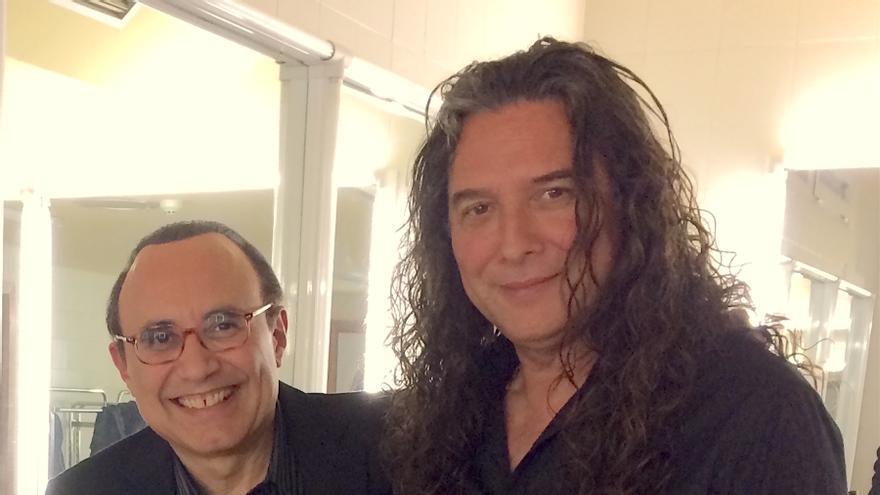 El pianista Michel Camilo y Tomatito