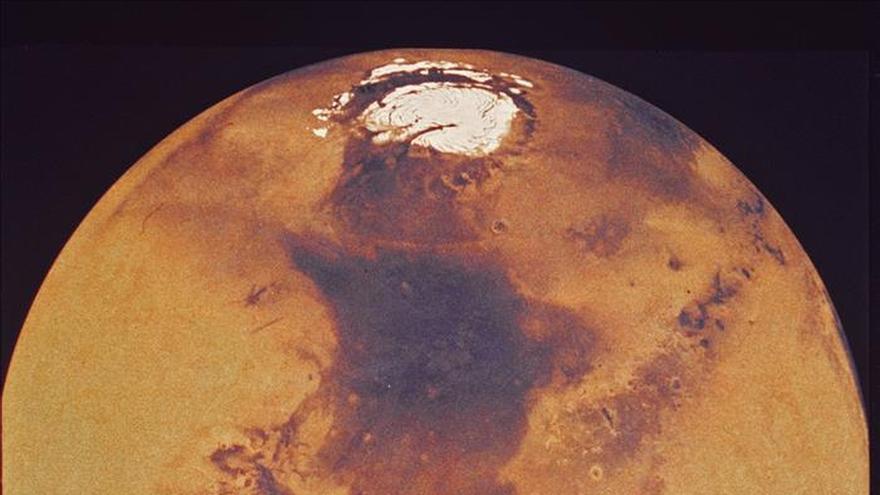 Revelan las primeras hipótesis sobre un raro fenómeno en la atmósfera de Marte