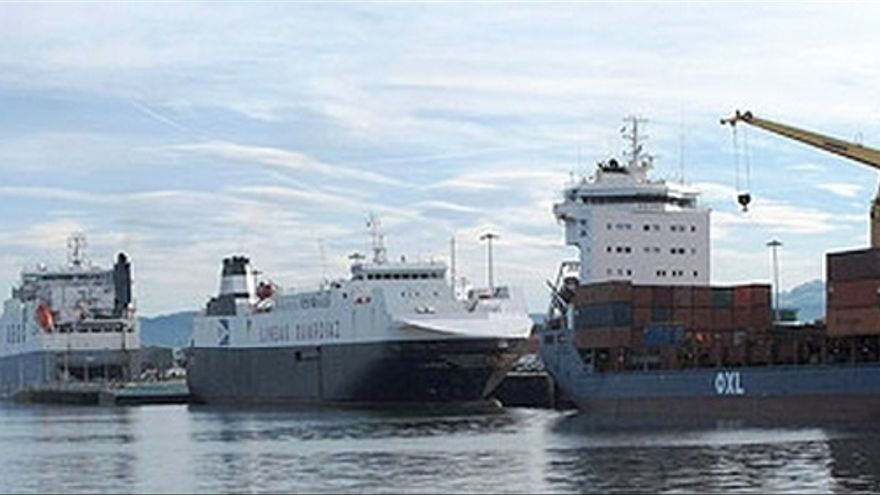 El Puerto de Santander movió un 18,5% más vehículos en el primer cuatrimestre