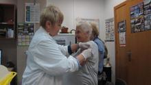 La gripe en Cantabria alcanza 281,84 casos por 100.00 habitantes, que podría ser el nivel máximo esta temporada
