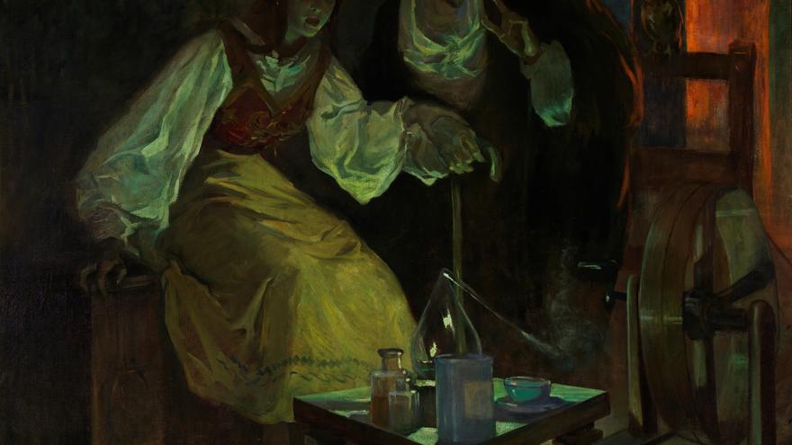 'Brujerías' (1912), de Ciriaco de la Garza y Bañuelos