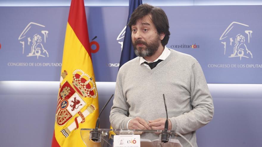 """Mayoral (Podemos) llama a acabar con """"las cloacas del Estado"""" y sus """"voceros"""" que intentan """"acabar con la disidencia"""""""