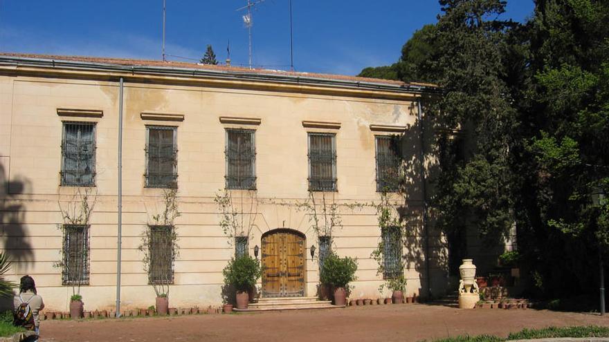 La última sede del gobierno de la II república estuvo en una finca de Petrer
