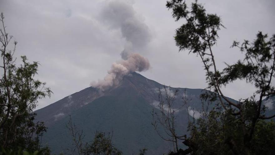 Elevan a 188 los muertos por la erupción del volcán de Fuego de Guatemala
