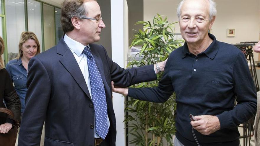 Alfonso Alonso: Espero que no se abra una vía a la catalana en Euskadi