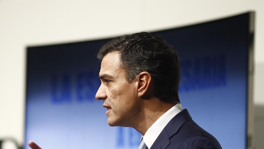 Pedro Sánchez se compromete a no subir el IRPF más del 45% a las rentas más altas