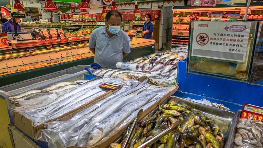 El virus en las importaciones congeladas de Latinoamérica alerta a China