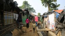 Los campos de refugiados rohingyas registran más de 4.000 casos de difteria, una enfermedad del pasado
