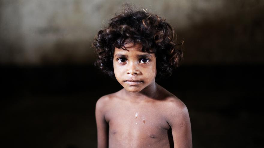 Infancia dalit V