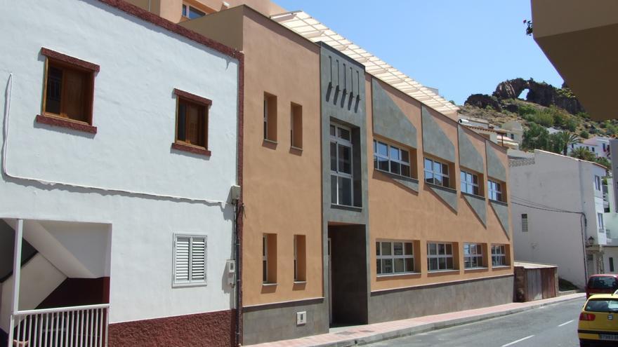 Edificio de Usos Multiples de La Junta en Alajeró