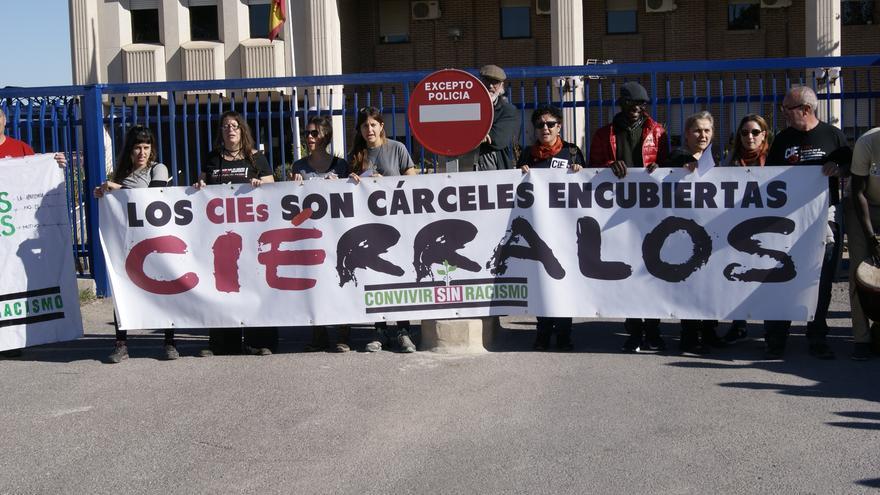 Campaña por el cierre de los CIEs en Murcia