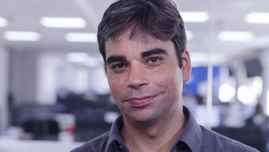 Jorge García Castaño, concejal de Ahora Madrid.