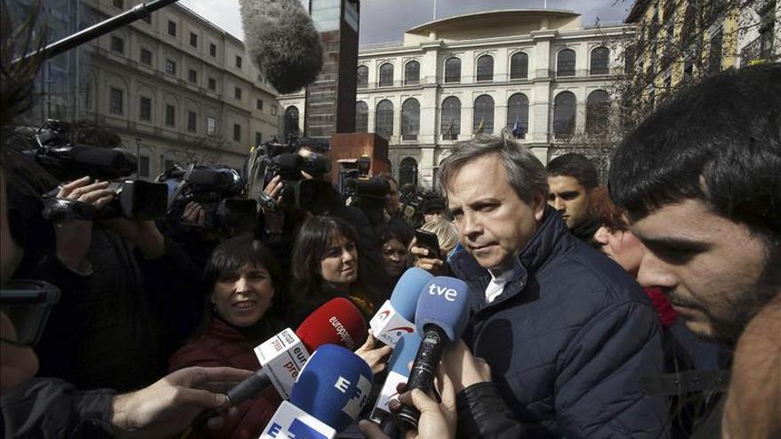 El candidato de PSOE al Ayuntamiento de Madrid asegura que no pactará con nadie
