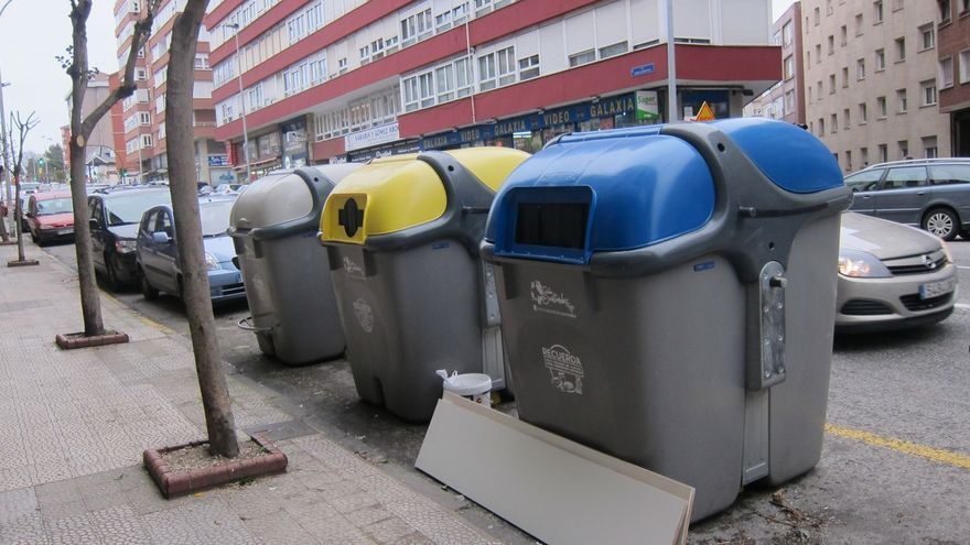 Los cántabros generaron 285,5 miles de toneladas de residuos en 2014, un 7% menos que en 2013