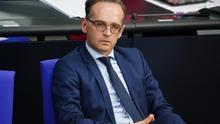 El ministro de Asuntos Exteriores alemán, Heiko Maas.